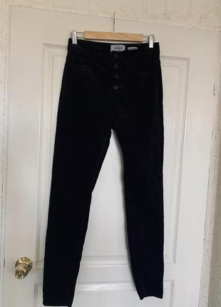 Вельветовые штаны