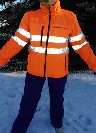 Термокуртка зимняя meier
