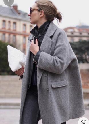 Пальто шерсть и кашемир