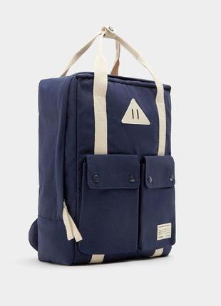 Рюкзак, портфель pull&bear стиль zara
