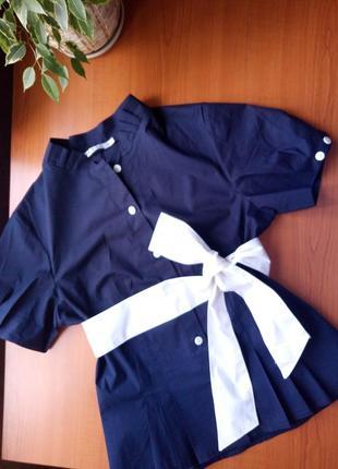 Блузка, блузка школа, офис, рубашка