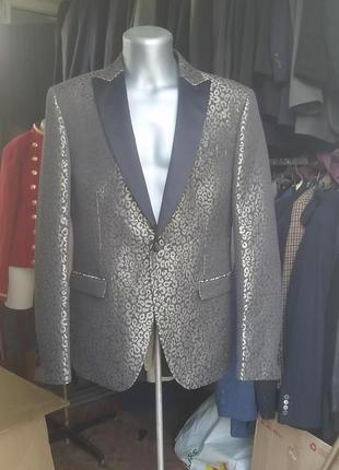 Пиджак смокинг