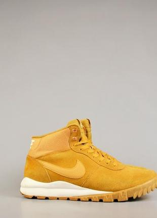 Мужские ботинки кроссовки nike hoodland suede, р 42.5