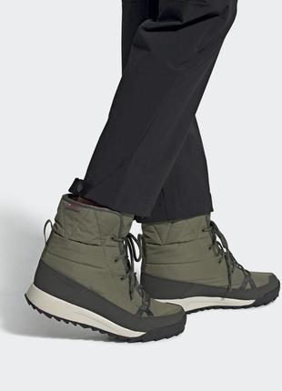 Женские сапоги adidas terrex choleah padded climaproof g26447