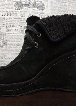 Ботиночки на платформе
