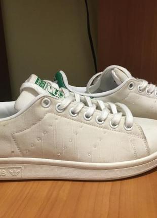 Кроссовки adidas stan smith р.38 2/3.оригинал.сток