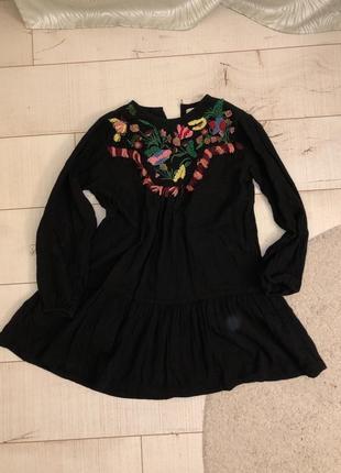 Рубашка-туника от zara