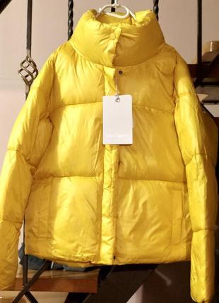 Яркая тёплая супер куртка!