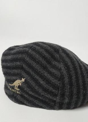 Kangol кепка жиганка берет шляпа кенгул