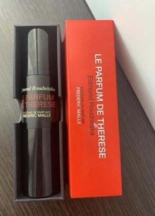 Frederic malle le parfum de therese. оригинал. ниша. обмен на нишу