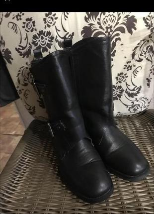 Сапоги ботинки челси