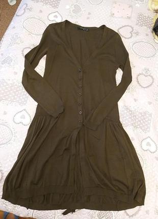 Кардиган платье twin set