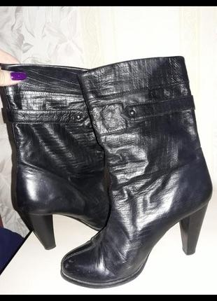 Продам ботинки кожа р.37