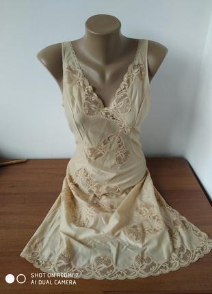 Плаття нижняя юбка ночник пижами топ розмір-30-40