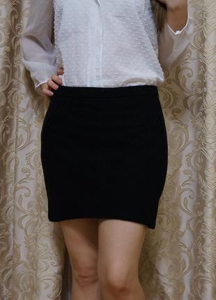 Черная юбка на осень-зиму (до 10.02)
