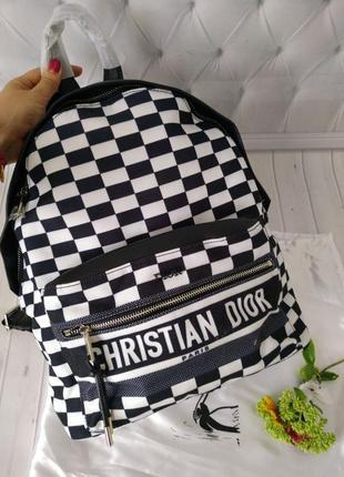 Рюкзак в стиле christian dior,  хит продаж!