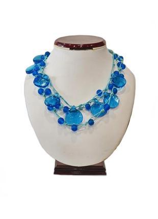 Ожерелье лагуна. код п024