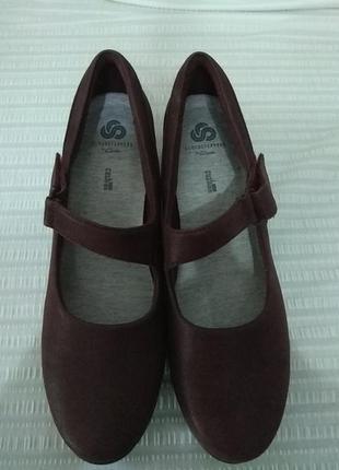 Весенне - осенние туфли