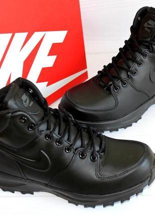 Ботинки nike manoa leather 454350-003 оригинал.
