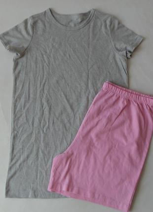 Домашний костюм пижама primark 12-13 лет 158 см