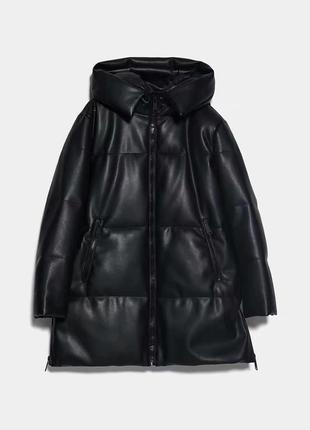 Куртка/пуффер  оверсайз  zara