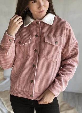 Вельветовая курточка / куртка женская / курточка женская / пальто женское
