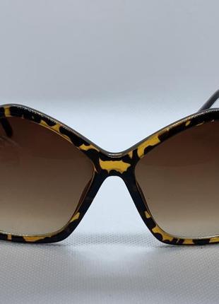 Очки солнцезащитные декоративные