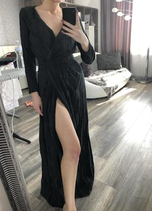 Сукня на запах