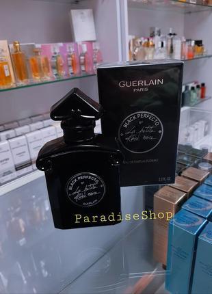 Парфюм guerlain la petite robe noire eau de parfum florale / духи / парфум !