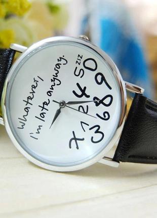 Оригинальные модные женские часы