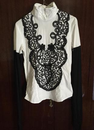 Кофточка-блузка, больше такой не найдете. размер s-m