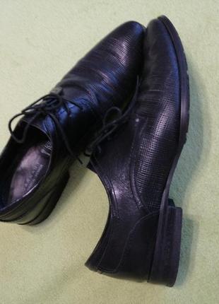 Туфли мужские из натуральной кожи от carnaby