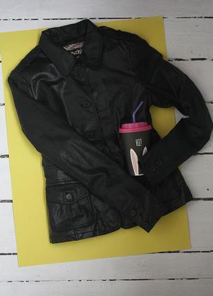Лучшая кожаная куртка в этом размере