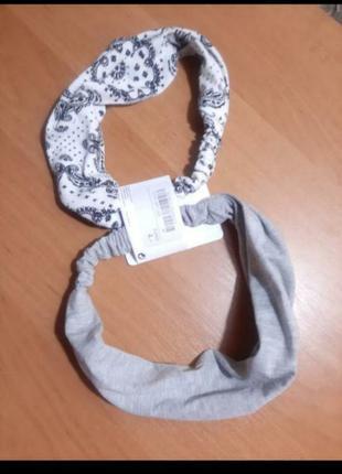 Набор повязок для волос на голову
