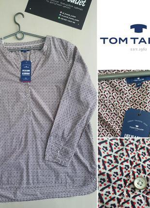 Рубашка-тунийка tom tailor
