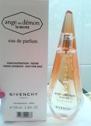 Givenchy ange ou etrange le secret,100 мл,парфюмированная вода. тестер