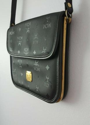 Вінтажна сумка mcm, оригінал!!!