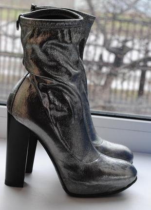Итальянские ботинки касадеи