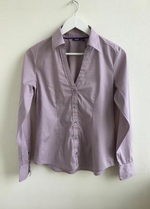 Базовая casual рубашка mexx