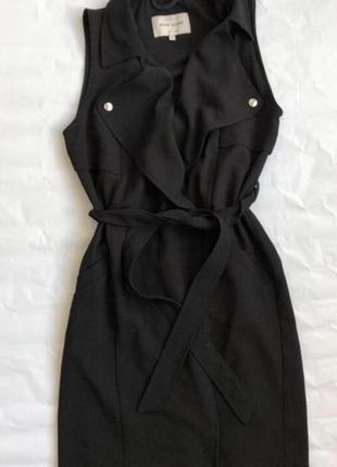 Платье жилетка