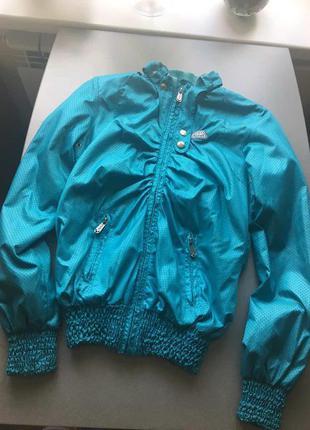 Куртка / ветровка killah италия, размер xs-s