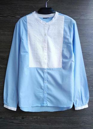 Стильная рубашка tcm tchibo.