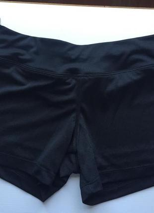 Женские двойные шорты adidas {короткие} с разрезом
