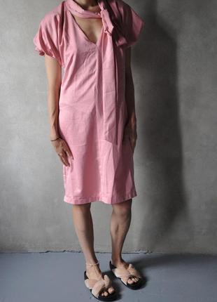 Платье numero 21 оригинал шёлк размер 38 n21 zara massimo durtti asos