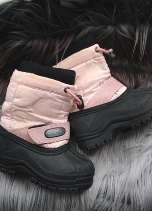 Сапоги/ботинки осень/зима размер 71 фото