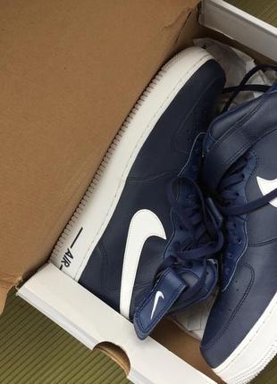 Nike air force 1 кроссовки6 фото