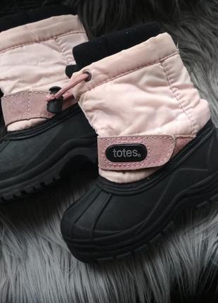 Сапоги/ботинки осень/зима размер 77 фото