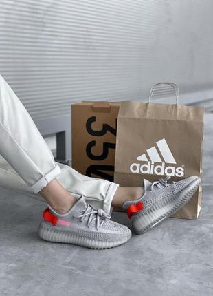 Модные женские кроссовки🔥 adidas yeezy boost 350/адидас изи буст 350🔥