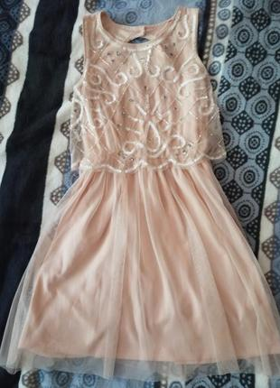 Платье нарядное1 фото