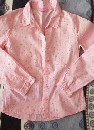 Рубашка, блузка школьная